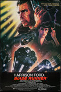 """Movie Posters:Science Fiction, Blade Runner (Warner Brothers, 1982). One Sheet (27"""" X 41"""").Science Fiction.. ..."""
