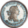 Patterns, 1869 10C Standard Silver Ten Cents, Judd-704, Pollock-783, Low R.7,PR65 Brown PCGS. CAC....