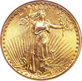 Saint-Gaudens Double Eagles, 1926 $20 MS65 NGC. CAC....