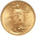 Saint-Gaudens Double Eagles, 1916-S $20 MS66 NGC. CAC....