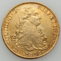 Mexico, Mexico: Charles IV gold 8 Escudos 1806 Mo-TH,...