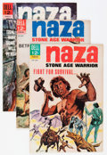 Silver Age (1956-1969):Adventure, Naza File Copies Group (Dell, 1964-66) Condition: VF/NM.... (Total: 16 Comic Books)