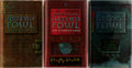 Books:Children's Books, Eoin Colfer. Group of Three First Edition, First PrintingArtemis Fowl Books. Puffin, 2001-2003. Publisher's clo...(Total: 3 Items)