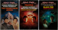 Books:Science Fiction & Fantasy, [Star Trek]. Group of Three First Hardcover Edition, First Printing Books Published by Gregg Press. 1986. Publisher's cloth ... (Total: 3 Items)