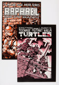 Modern Age (1980-Present):Superhero, Teenage Mutant Ninja Turtles Group (Mirage Studios, 1984-85)Condition: NM-.... (Total: 5 Comic Books)