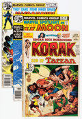 Bronze Age (1970-1979):Miscellaneous, Comic Books - Assorted Bronze Age Comics Group (Various Publishers,1970s) Condition: Average VF.... (Total: 17 Comic Books)