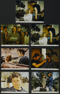 """Movie Posters:Action, Billy Jack (Warner Brothers, 1971). Mini Lobby Cards (7) (11"""" X14""""). Action Drama. Starring Tom Laughlin, Delores Taylor, C...(Total: 7 Items)"""