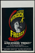 """Movie Posters:Hitchcock, Frenzy (Universal, 1972). Belgian (14"""" X 21""""). Thriller. Directedby Alfred Hitchcock. Starring Jon Finch, Barry Foster, Bar..."""