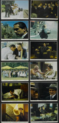 "Movie Posters:Crime, The Godfather Part II (Paramount, 1974). Color Stills (12) (8"" X10""). Crime Drama. Directed by Francis Ford Coppola. Starri...(Total: 12 Items)"