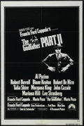 """Movie Posters:Crime, The Godfather Part II (Paramount, 1974). One Sheet (27"""" X 41"""").Crime Drama. Directed by Francis Ford Coppola. Starring Al P..."""