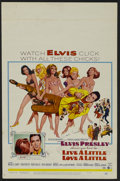 """Movie Posters:Elvis Presley, Live a Little, Love a Little (MGM, 1968). Window Card (14"""" X 22"""").Musical. Starring Elvis Presley, Michele Grey, Don Porter..."""
