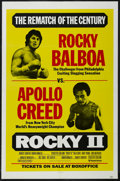"""Movie Posters:Sports, Rocky II (United Artists, 1979). One Sheet (27"""" X 41"""") Fight Poster Style. Drama. Directed by Sylvester Stallone. Starring S..."""