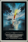 """Movie Posters:Fantasy, Superman, the Movie (Warner Brothers, 1978). One Sheet (27"""" X 41"""").Action. Directed by Richard Donner. Starring Christopher..."""