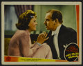 """Movie Posters:Comedy, Two-Faced Woman (MGM, 1941). Lobby Card (11"""" X 14""""). Romantic Comedy. Starring Greta Garbo, Melvyn Douglas, Constance Bennet..."""