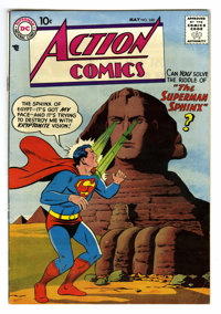 Action Comics #240 (DC, 1958) Condition: FN/VF. Curt Swan cover. Wayne Boring, Jim Mooney, and Howard Sherman art. Overs...