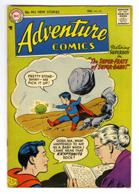 Adventure Comics #231 (DC, 1956) Condition: FN+. Curt Swan, Henry Boltinoff, and George Papp art. Overstreet 2006 FN 6.0...