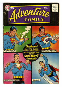 Adventure Comics #248 (DC, 1958) Condition: FN/VF. Curt Swan cover. Creig Flessel, George Papp, Henry Boltinoff, Win Mor...