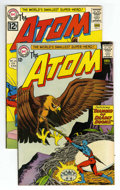 Silver Age (1956-1969):Superhero, The Atom #4 and 5 Group (DC, 1963) Condition: FN/VF. Gil Kane and Murphy Anderson covers and art on both. Approximate Overst... (Total: 2 Comic Books)