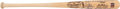 Autographs:Bats, 1999 All-Century Team Signed Bat with Ted Williams....
