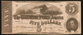 Confederate Notes:1862 Issues, T53 $5 1862 PF-16 Cr. 390.. ...