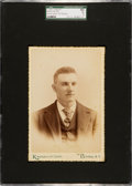 Baseball Cards:Singles (Pre-1930), C. 1891 Kensington Art Studio Amos Rusie Cabinet Photo SGC 60 EX 5....