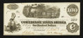 Confederate Notes:1862 Issues, T40 $100 1862 PF-3 Cr. 402.. ...