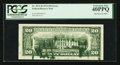 Error Notes:Ink Smears, Fr. 2071-D $20 1974 Federal Reserve Note. PCGS Extremely Fine40PPQ.. ...