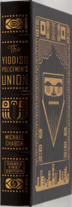 Books:Fiction, Michael Chabon. LIMITED/SIGNED. The Yiddish Policemen'sUnion. Easton Press, 2007. Limited to 1000 hand-numbered...