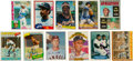 Autographs:Sports Cards, Signed 1960's-80's Baseball Cards Lot of 559 With Many Stars and HoFers. ...
