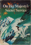 Books:Mystery & Detective Fiction, Ian Fleming. On Her Majesty's Secret Service. The Book Club,1963. British book club edition. Publisher's cloth with...