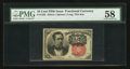 Fractional Currency:Fifth Issue, Fr. 1265 10¢ Fifth Issue PMG Choice About Unc 58.. ...