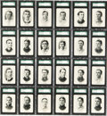 Baseball Cards:Sets, 1904 Fan Craze Baseball High Grade Complete Set (51) - #1 on theSGC Set Registry. ...