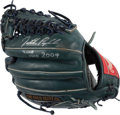 Baseball Collectibles:Others, 2004 Jonathan Papelbon Game Used Fielder's Glove. ...