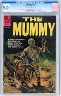 Silver Age (1956-1969):Horror, Movie Classics: The Mummy (Dell, 1962) CGC VF/NM 9.0 Cream tooff-white pages....