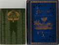 Books:Natural History Books & Prints, [Natural History and Literature]. Group of Two Books. Various editions and publishers, 1872-1902. Books plates and owner's i... (Total: 2 Items)