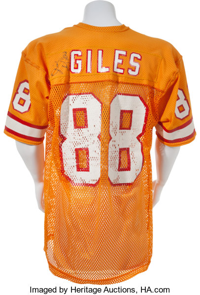 070a4d348 Early 1980 s Jimmie Giles Game Worn