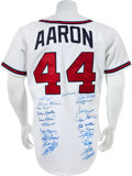 Autographs:Jerseys, 1980's-2000's 500 Home Run Club Jersey Signed by Twenty-one....
