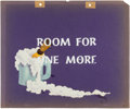 Animation Art:Production Cel, Room For One More Production Animation Cel and BackgroundOriginal Art (c. 1950s)....