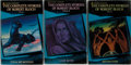 Books:Horror & Supernatural, Robert Bloch. SIGNED. The Complete Stories of Robert Bloch.Citadel Twilight, 1990-1991. First Carol Publishing ... (Total: 3Items)