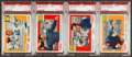 Football Cards:Lots, 1950-1955 Topps & Bowman Football Collection (53) With Stars, HoFers. ...