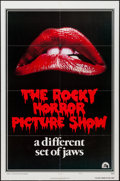 "Movie Posters:Rock and Roll, The Rocky Horror Picture Show (20th Century Fox, 1975). One Sheet(27"" X 41"") Style A, Uncut Pressbook, Special Poster (17"" ...(Total: 6 Items)"