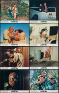 """Movie Posters:Science Fiction, The Incredible Melting Man (American International, 1977). MiniLobby Card Set of 8 (8"""" X 10""""). Science Fiction.. ... (Total: 8Items)"""