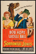 "Movie Posters:Comedy, Sorrowful Jones (Paramount, 1949). One Sheet (27"" X 41""). Comedy....."