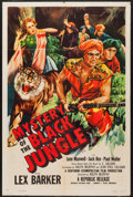 "Movie Posters:Adventure, Killers of the East (Republic, R-1955). One Sheet (27"" X 41""). Alsoknown as Mystery of the Black Jungle. Adventure.. ..."