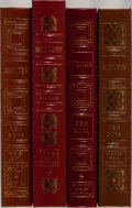 Books:Science Fiction & Fantasy, Ben Bova. Group of Four Signed First Edition Books Published by Easton Press. 2000-2005. Publisher's leather. All include ad... (Total: 4 Items)