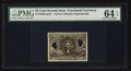 Fractional Currency:Second Issue, Fr. 1286 25¢ Second Issue Experimental PMG Choice Uncirculated 64 EPQ.. ...