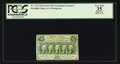 Fractional Currency:First Issue, Fr. 1313 50¢ First Issue PCGS Apparent Very Fine 35.. ...