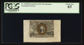 Fractional Currency:Second Issue, Fr. 1244SP 10¢ Second Issue Wide Margin Face PCGS Choice New 63.. ...