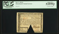 Colonial Notes:Massachusetts, Massachusetts May 5, 1780 $5 Cut-Out Cancel PCGS About New 53PPQ.....