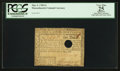 Colonial Notes:Massachusetts, Massachusetts May 5, 1780 $1 PCGS Apparent Very Fine 25.. ...